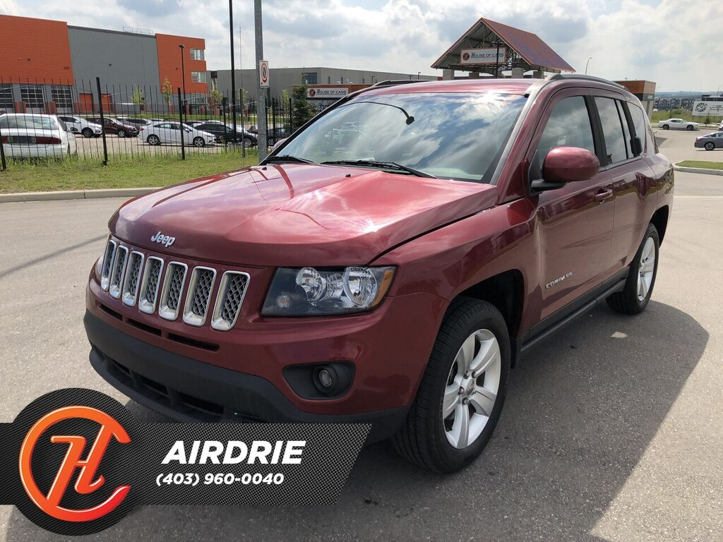 Pre-Owned 2016 Jeep Compass Sport/North