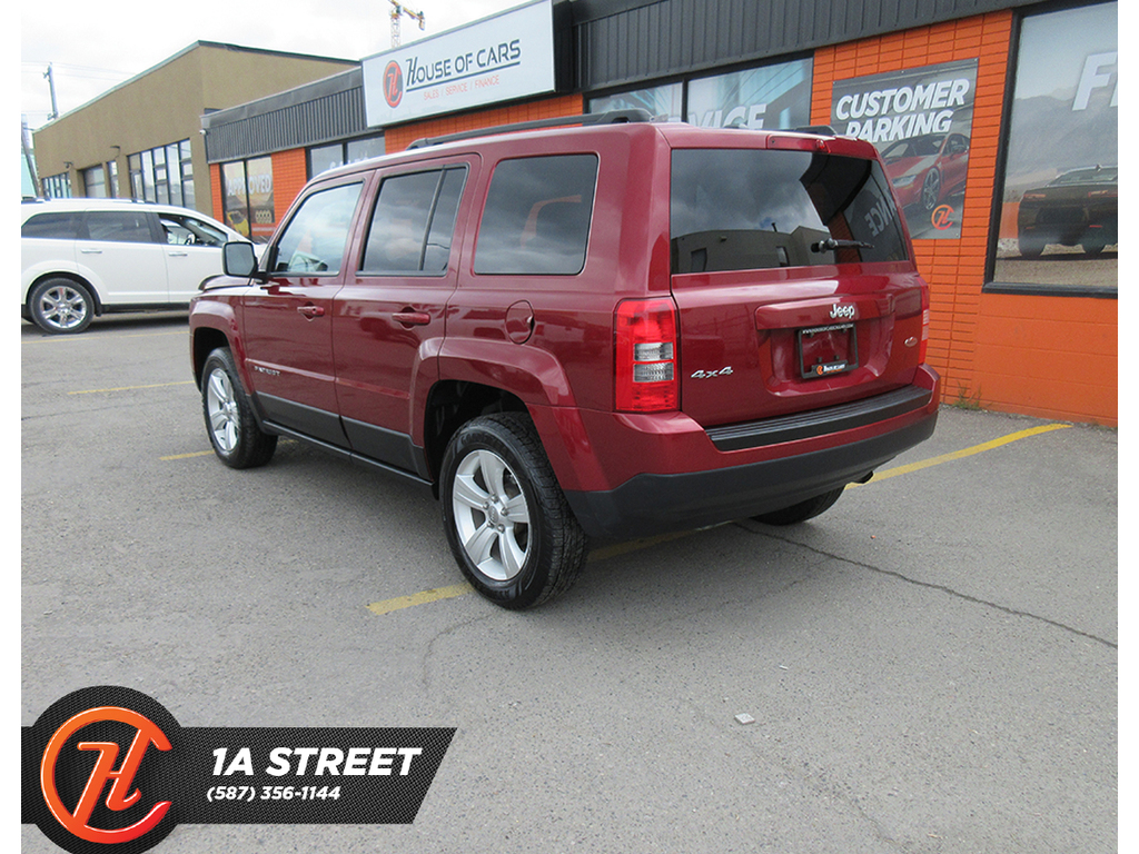 Pre-Owned 2012 Jeep Patriot 4WD 4dr North