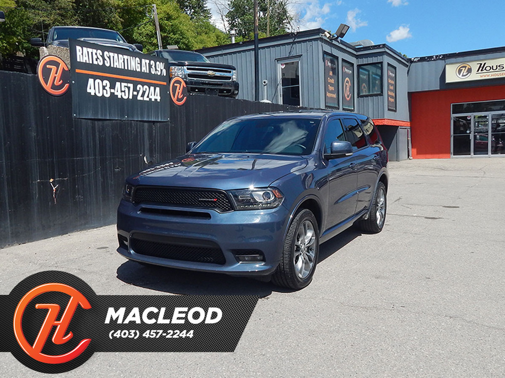 Pre-Owned 2020 Dodge Durango GT AWD BACKUP CAM LEATHER SUNROOF