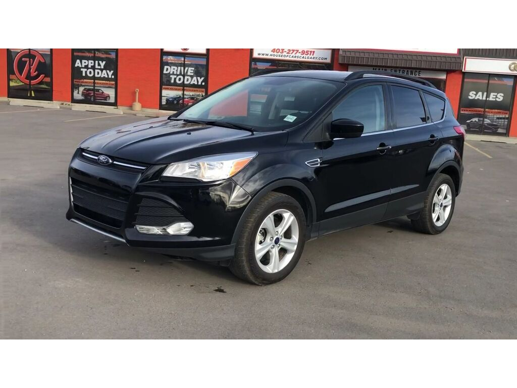 Pre-Owned 2016 Ford Escape Back up cam
