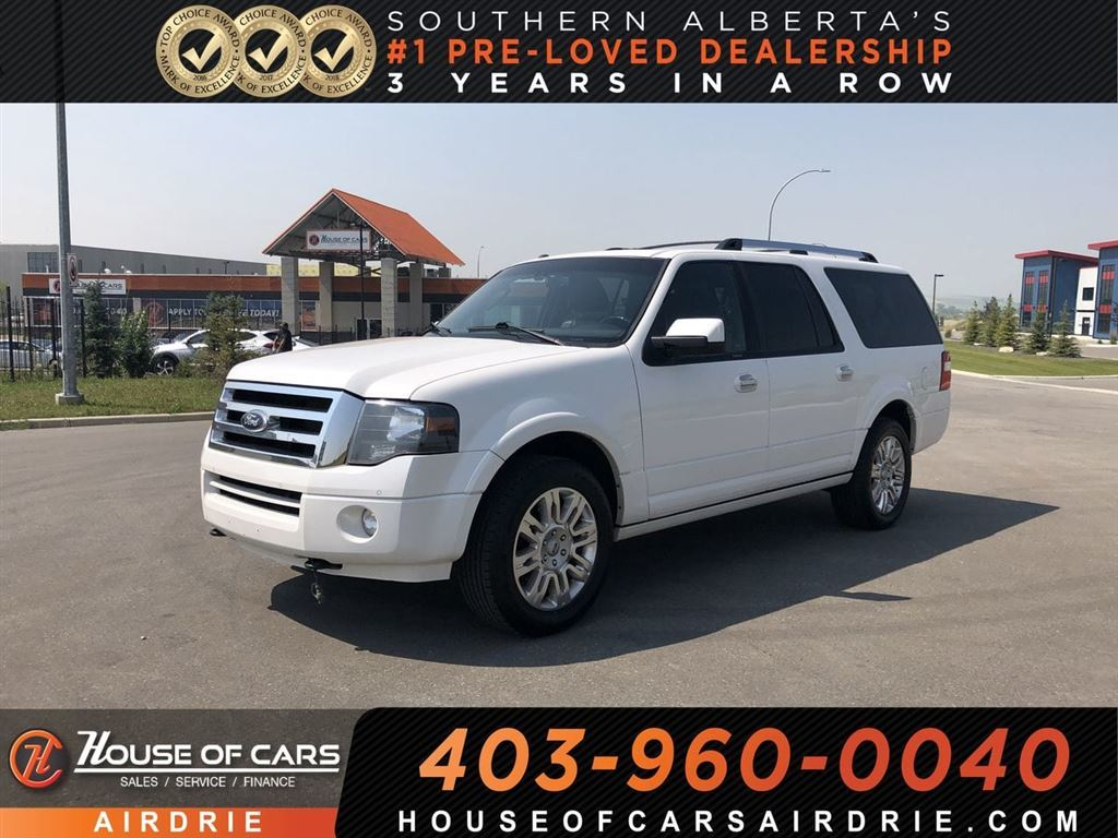 Pre owned 2013 ford expedition max limited
