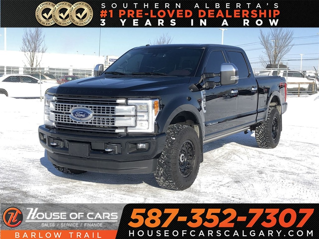 Pre Owned 2017 Ford F 350 Platinum Navi Heated Leather And Mage