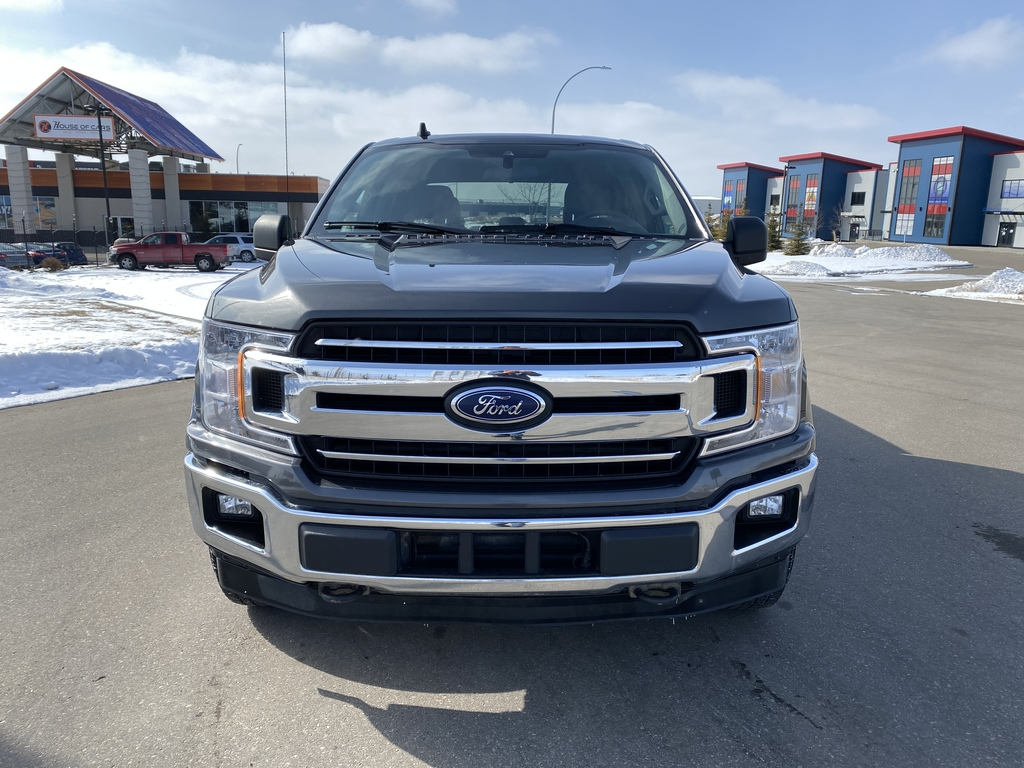Pre-Owned 2019 Ford F-150 XLT 4WD SuperCrew 5.5' Box