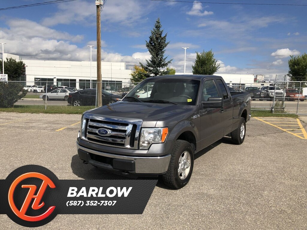 Pre-Owned 2010 Ford F-150 XLT / Cruise