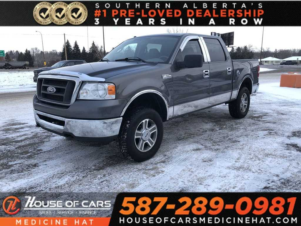 Pre-Owned 2008 Ford F-150 Supercrew