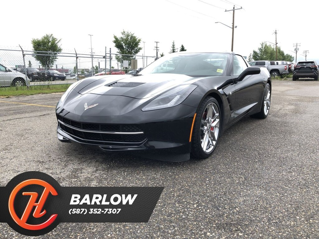 Pre-Owned 2016 Chevrolet Corvette Stingray / Back Up Camera / Navi