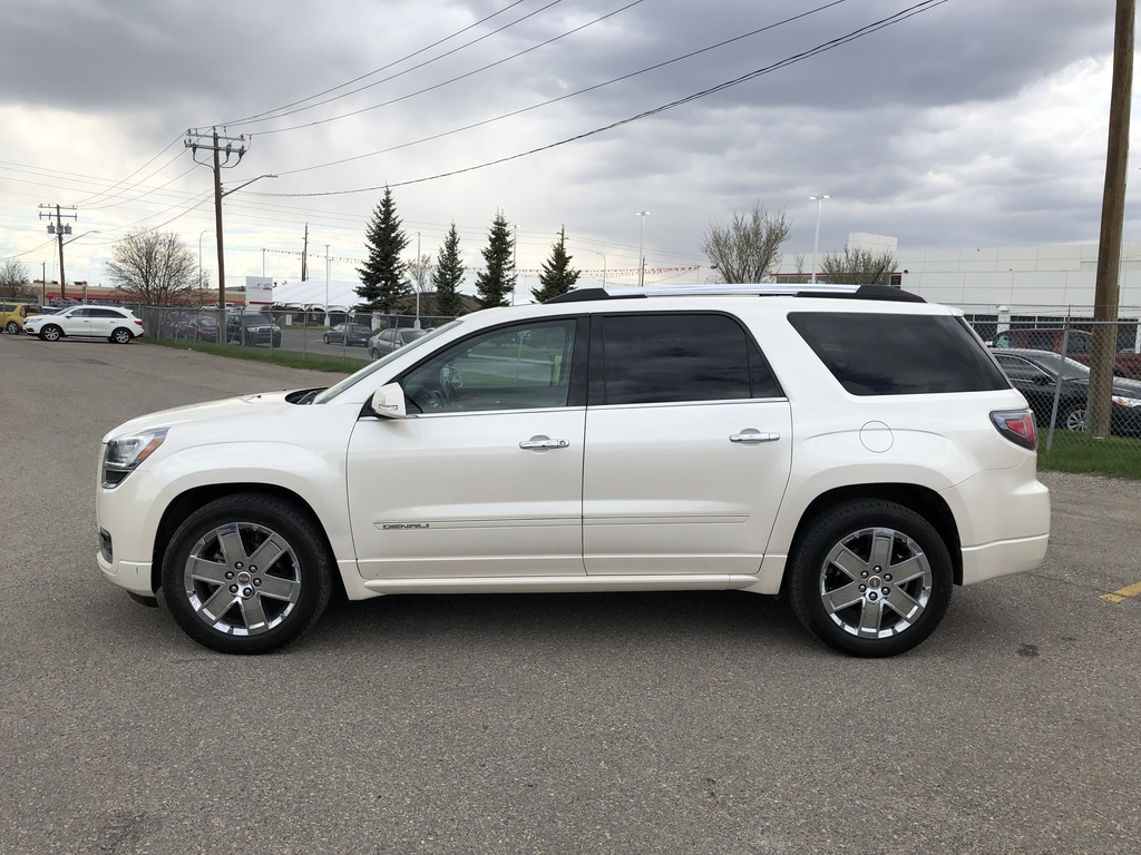 Pre-Owned 2014 GMC Acadia AWD 4dr Denali / HUD / Leather