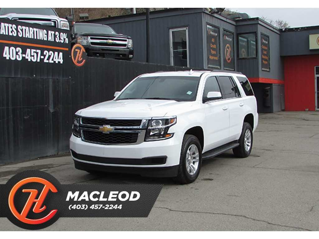 Pre-Owned 2019 Chevrolet Tahoe LS,Back Up Cam,Bluetooth,AWD