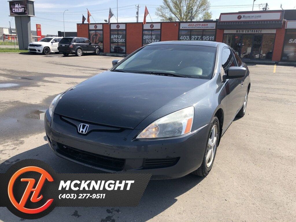 Pre-Owned 2005 Honda Accord Leather / Sunroof