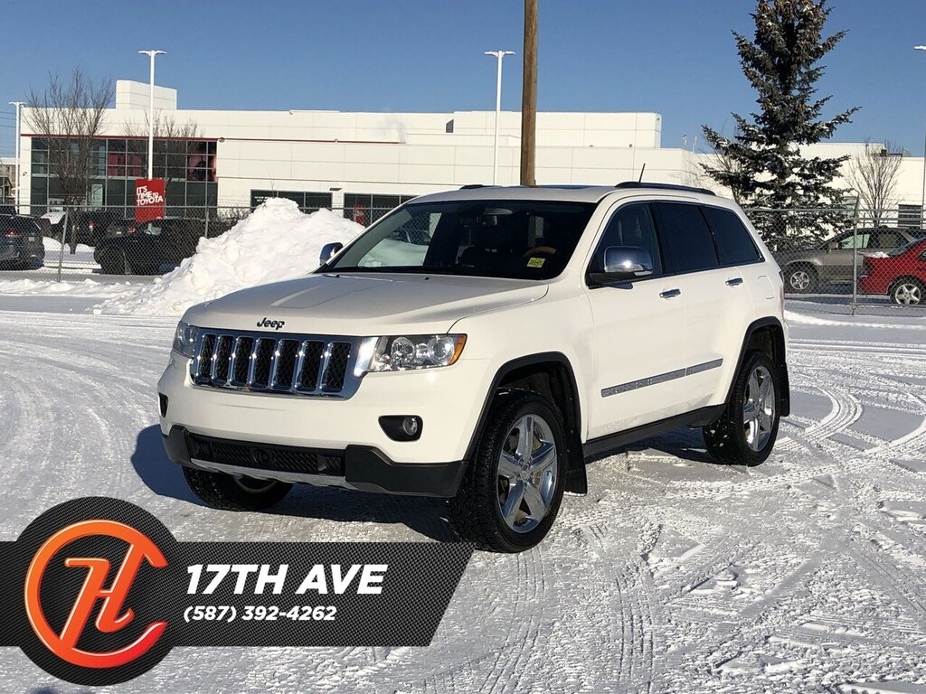 Jeep Grand Cherokee Overland >> Pre Owned 2011 Jeep Grand Cherokee Overland Heated And Cooled Leather Seats Four Wheel Drive Sport Utility