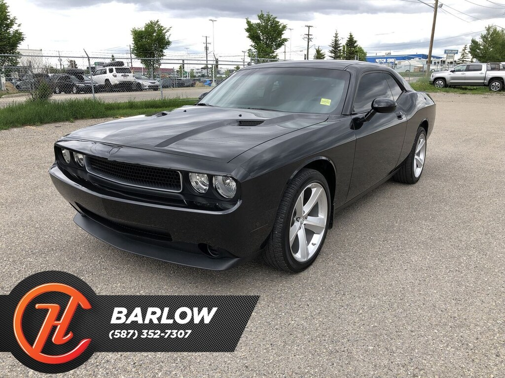 Pre-Owned 2010 Dodge Challenger 2dr Cpe