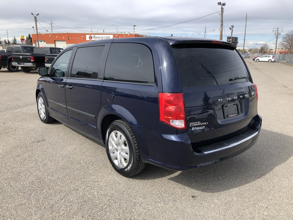 Pre-Owned 2015 Dodge Grand Caravan 4dr Wgn Canada Value Package