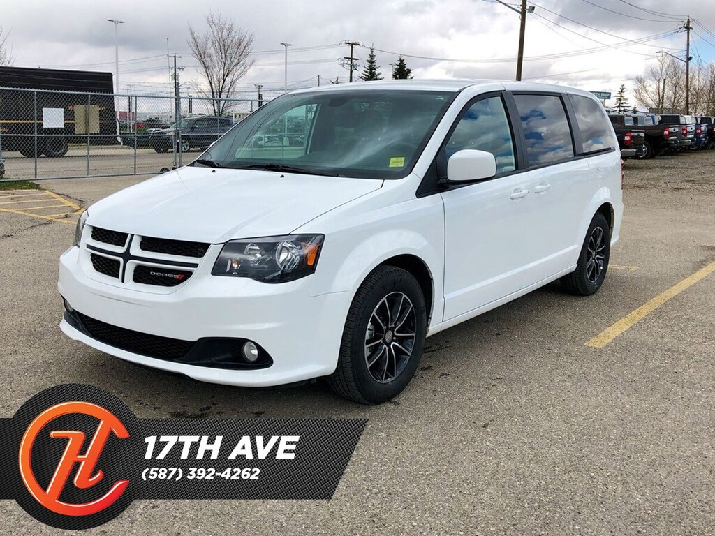 Pre-Owned 2019 Dodge Grand Caravan GT / Leather / Bluetooth
