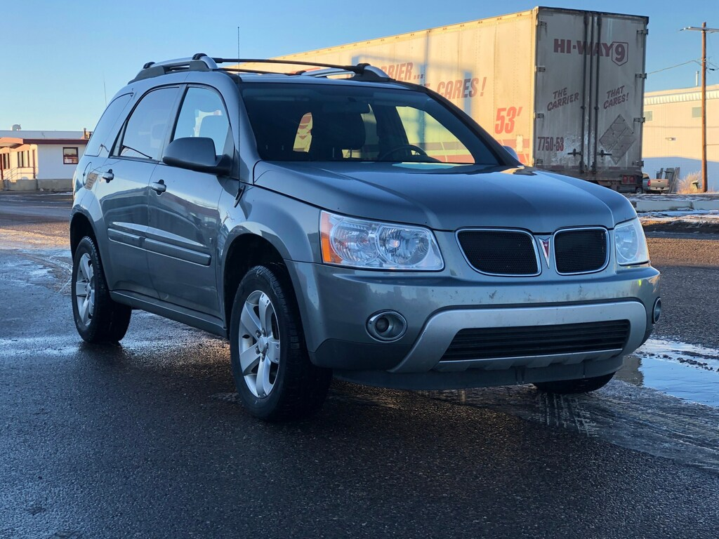 Pre-Owned 2006 Pontiac Torrent 4dr FWD