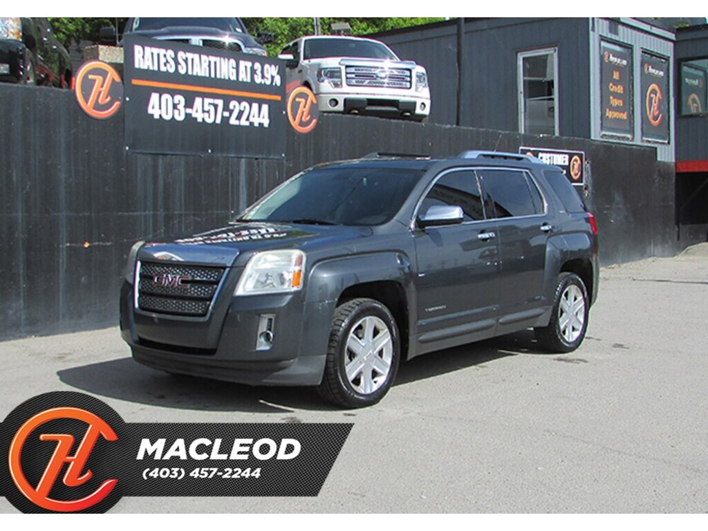 Pre-Owned 2010 GMC Terrain SLT-2/ Back Up Camera / Bluetooth/ AWD