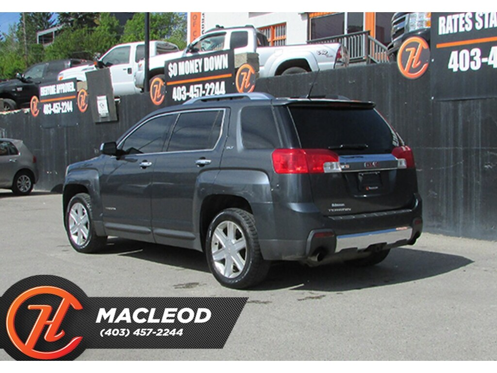 Pre-Owned 2010 GMC Terrain SLT1 MECHANIC SPECIAL