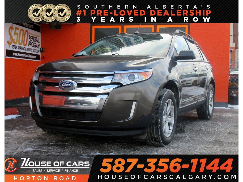 Pre-Owned 2011 Ford Edge SEL/ BLUETOOTH/