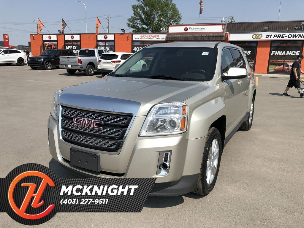 Pre-Owned 2013 GMC Terrain SLE-1 / Back Up Cam