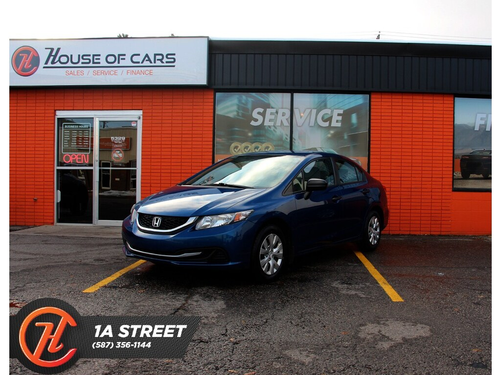 Pre-Owned 2015 Honda Civic DX