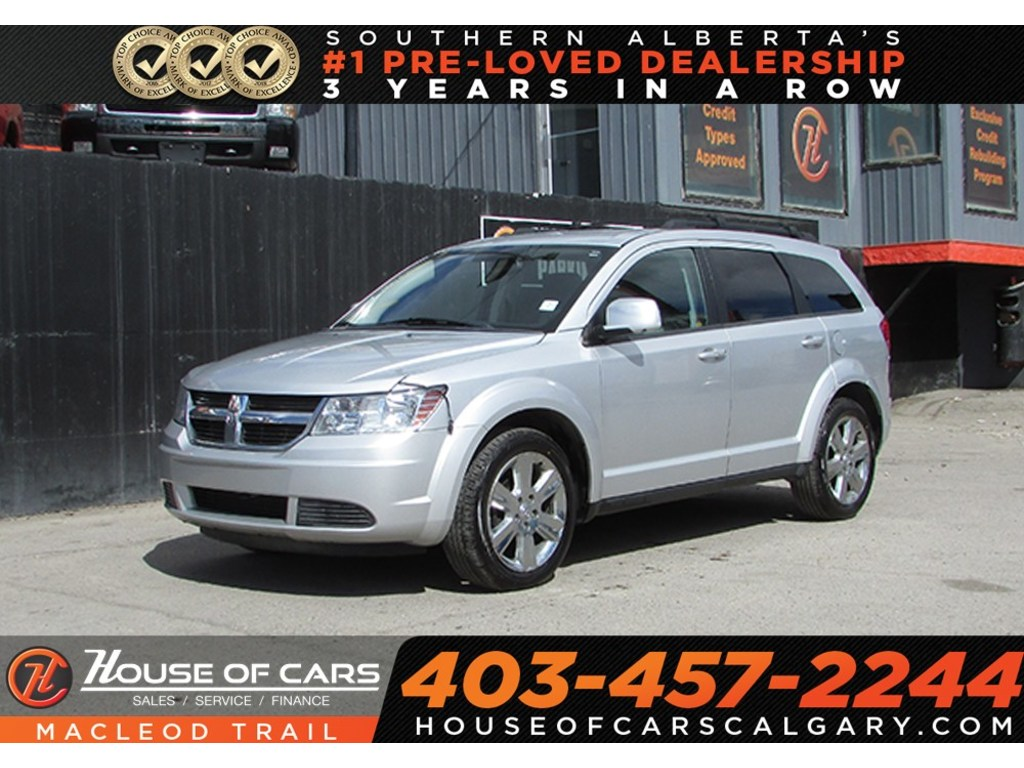 Pre-Owned 2009 Dodge Journey SXT,Heated seats, Bluetooth