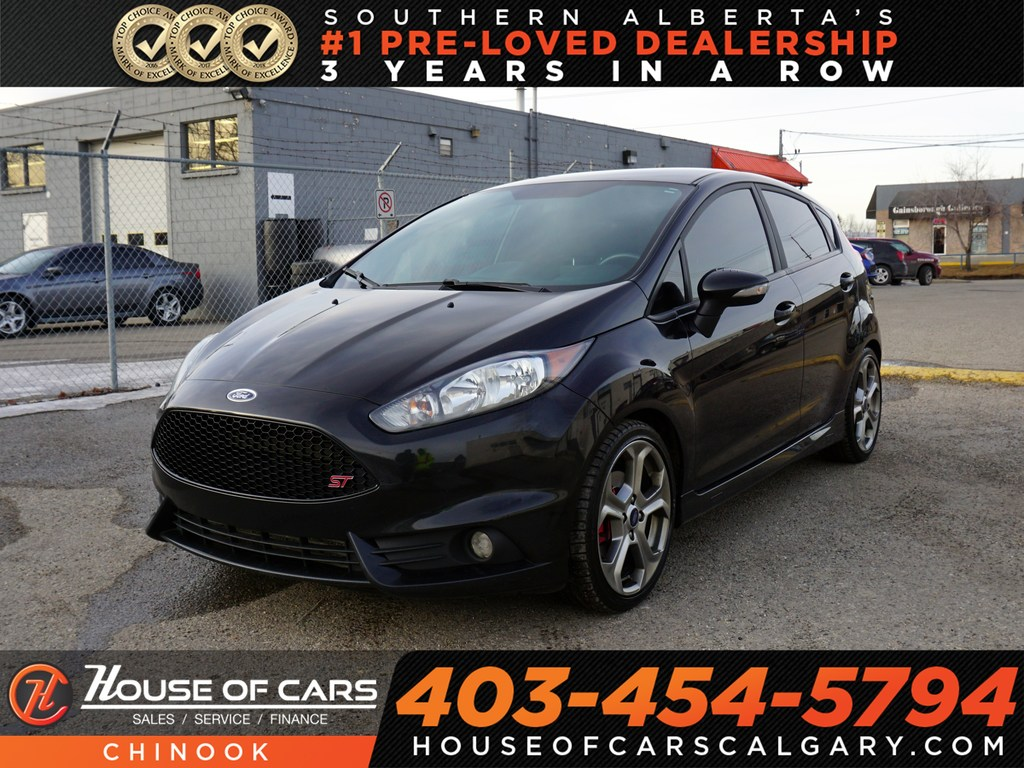 Pre-Owned 2015 Ford Fiesta ST w/ Bluetooth,Heated Seats,Backup Camera