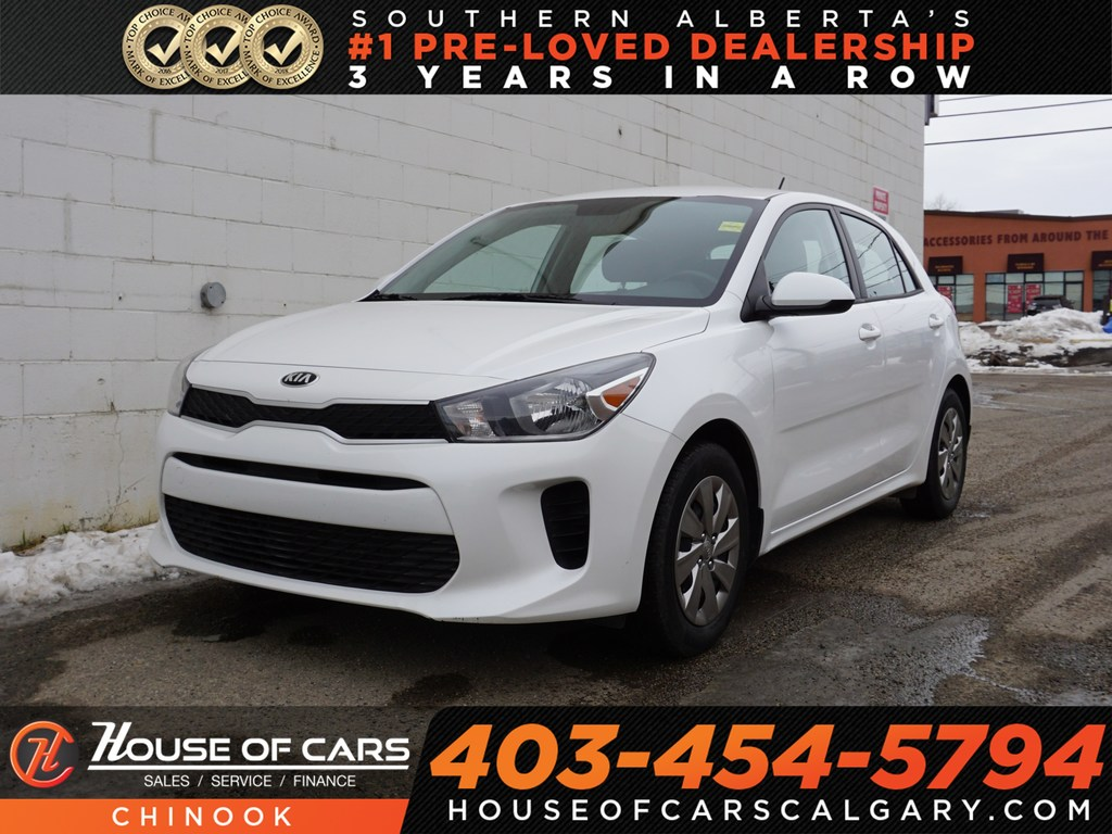 Pre-Owned 2018 Kia Rio LX+ w/ Backup Camera,Heated Seats,Bluetooth