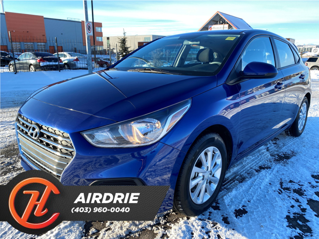 Pre-Owned 2019 Hyundai Accent 5 Door Preferred Auto