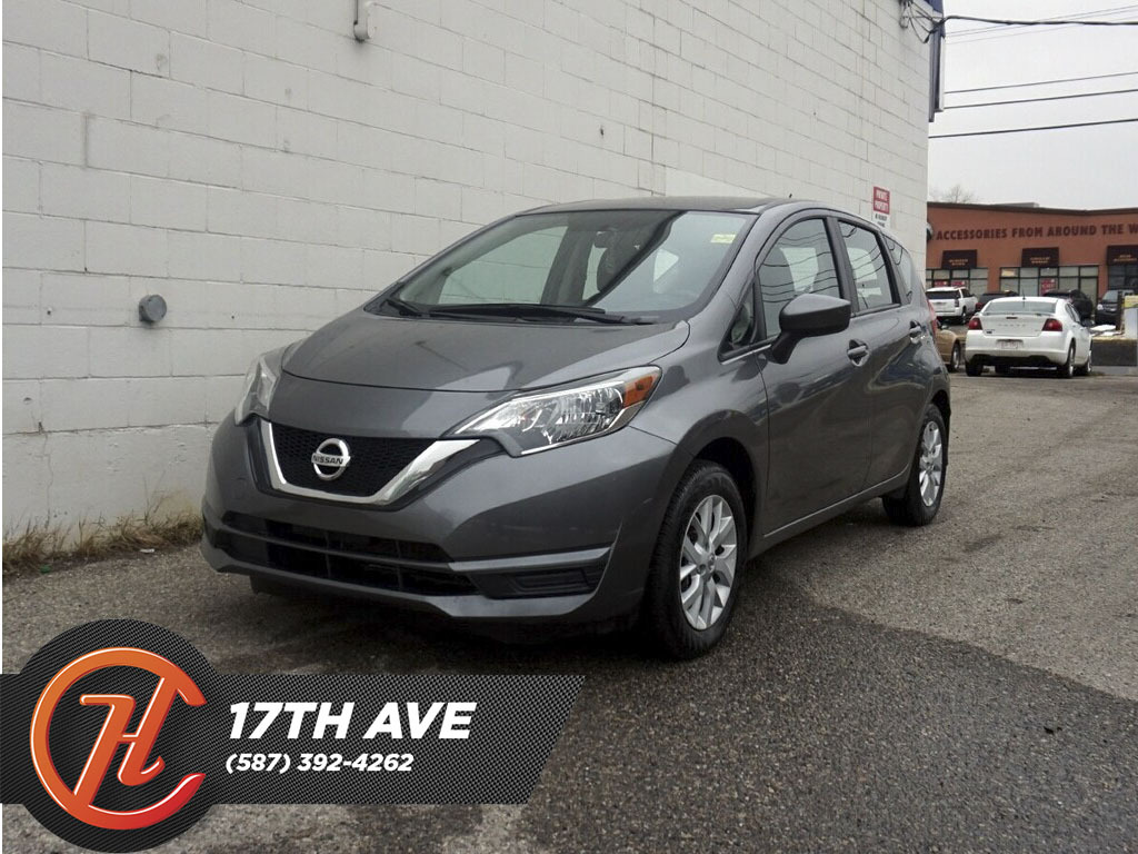 Pre-Owned 2019 Nissan Versa Note SV / Back Up Camera