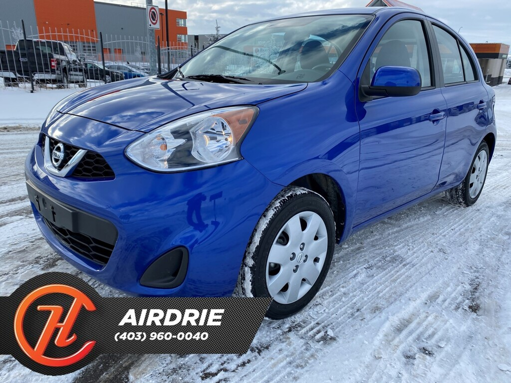 Pre-Owned 2019 Nissan Micra S Auto