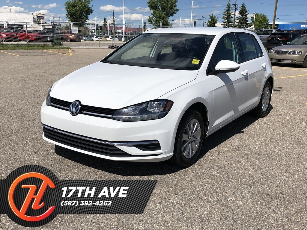 Pre-Owned 2018 Volkswagen Golf 1.8 TSI Trendline / Back up cam / Bluetooth