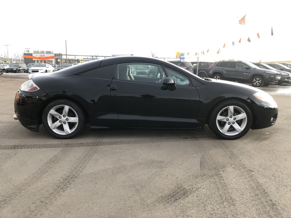 Pre-Owned 2008 Mitsubishi Eclipse Leather / Sunroof / Heated seats