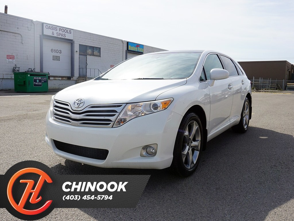Pre-Owned 2011 Toyota Venza Base w/ Bluetooth,Backup Camera,Heated Seats