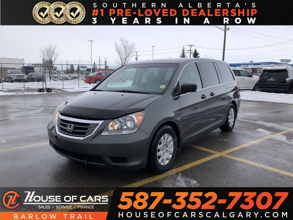 Pre-Owned 2008 Honda Odyssey DX/ Back Up Camera