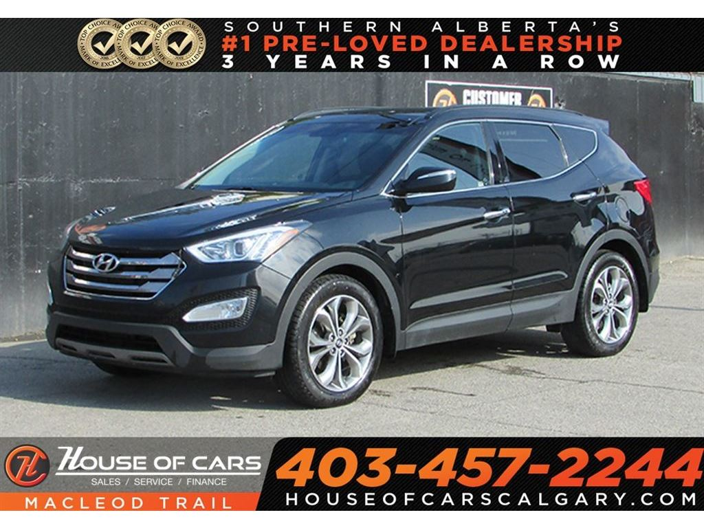 Pre Owned 2014 Hyundai Santa Fe Sport 2.0T Sport/ NAV Moonroof Backup Camera
