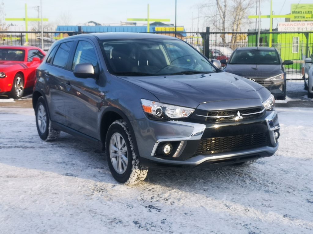 Pre-Owned 2019 Mitsubishi RVR SE AWC / Back up camera/ Heated seats / Bluetooth