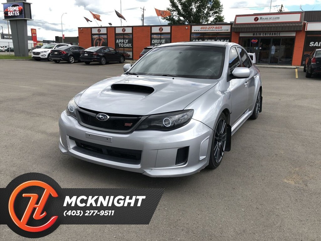 Pre-Owned 2012 Subaru WRX STI / Leather