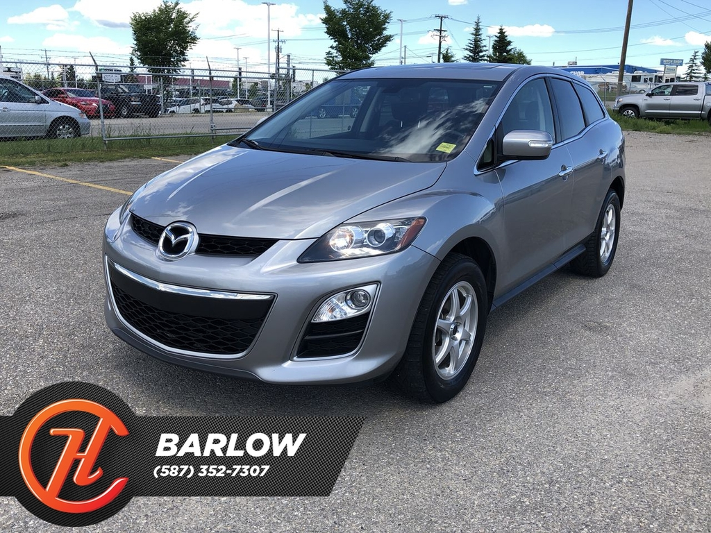 Pre-Owned 2012 Mazda CX-7 GT / Back Up Camera / Heated Leather Seats /