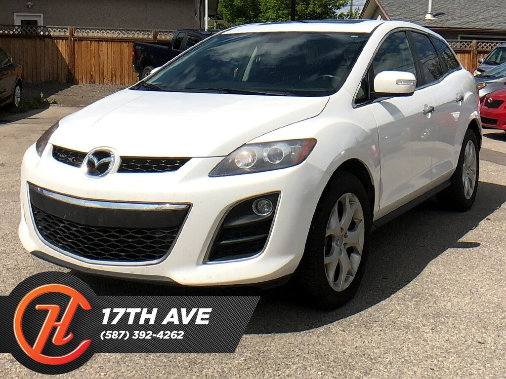 Pre-Owned 2011 Mazda CX-7 GT / Leather / Sunroof / Bluetooth