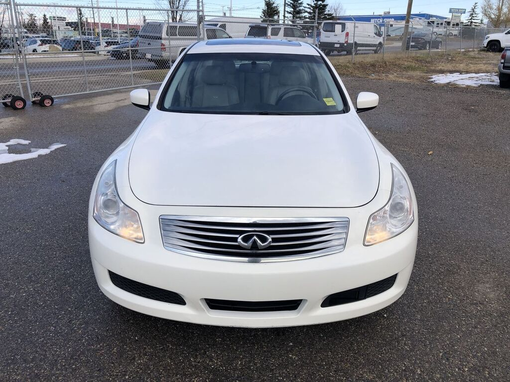 Pre-Owned 2009 INFINITI G37X Luxury / Leather