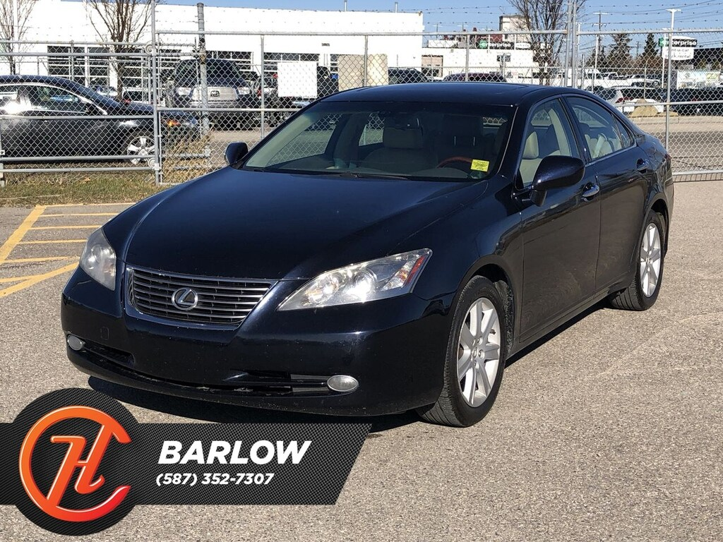 Pre-Owned 2007 Lexus ES 350 Base / Leather / Sunroof