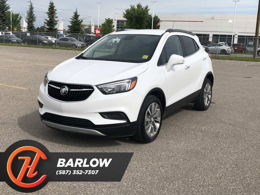 Pre-Owned 2017 Buick Encore Back Up Camera /