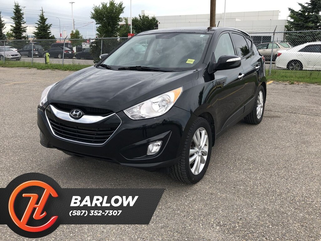 Pre-Owned 2011 Hyundai Tucson Limited / Back Up Camera / Navi / Sunroof