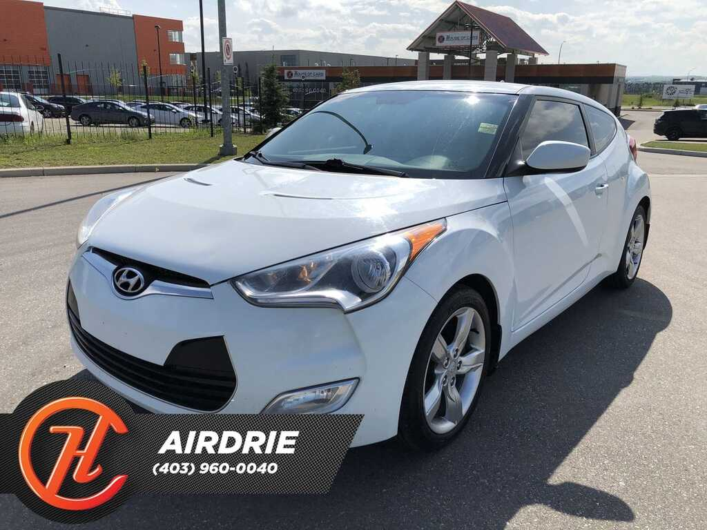 Pre-Owned 2012 Hyundai Veloster -