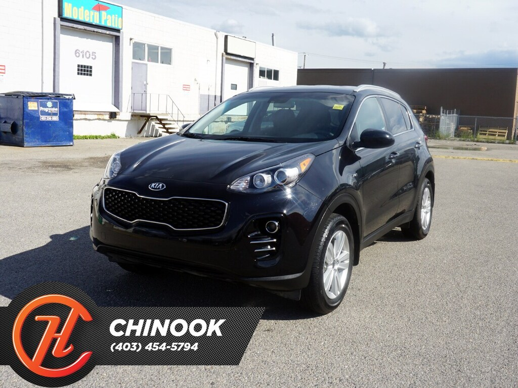Pre-Owned 2019 Kia Sportage LX w/ Heated Seats,Bluetooth,Backup Camera