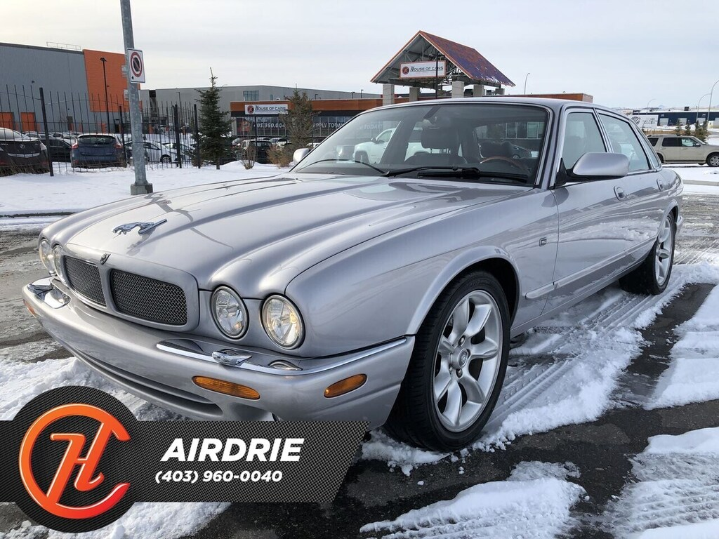 Pre-Owned 2001 Jaguar XJR Supercharged