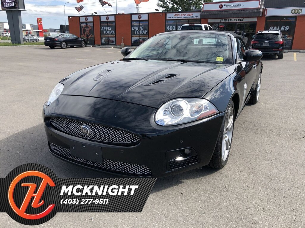 Pre-Owned 2009 Jaguar XKR Base