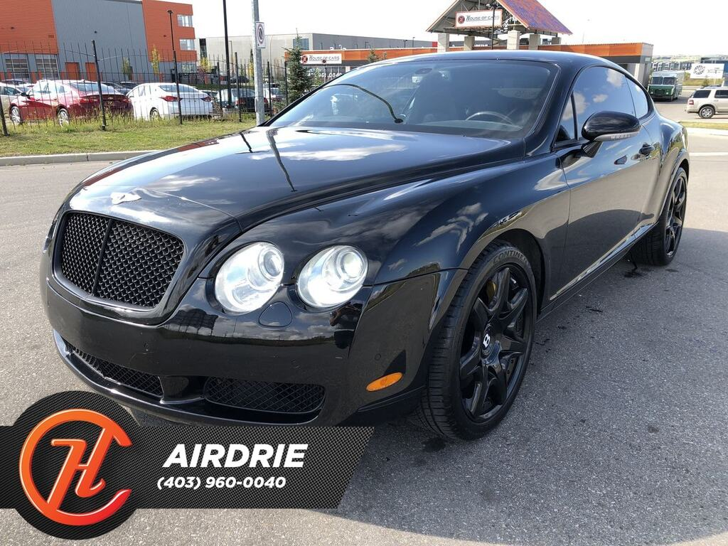 Pre-Owned 2007 Bentley Continental -