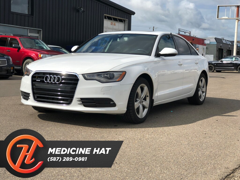 Audi A6 2.0 T >> Pre Owned 2013 Audi A6 2 0t Tiptronic Awd
