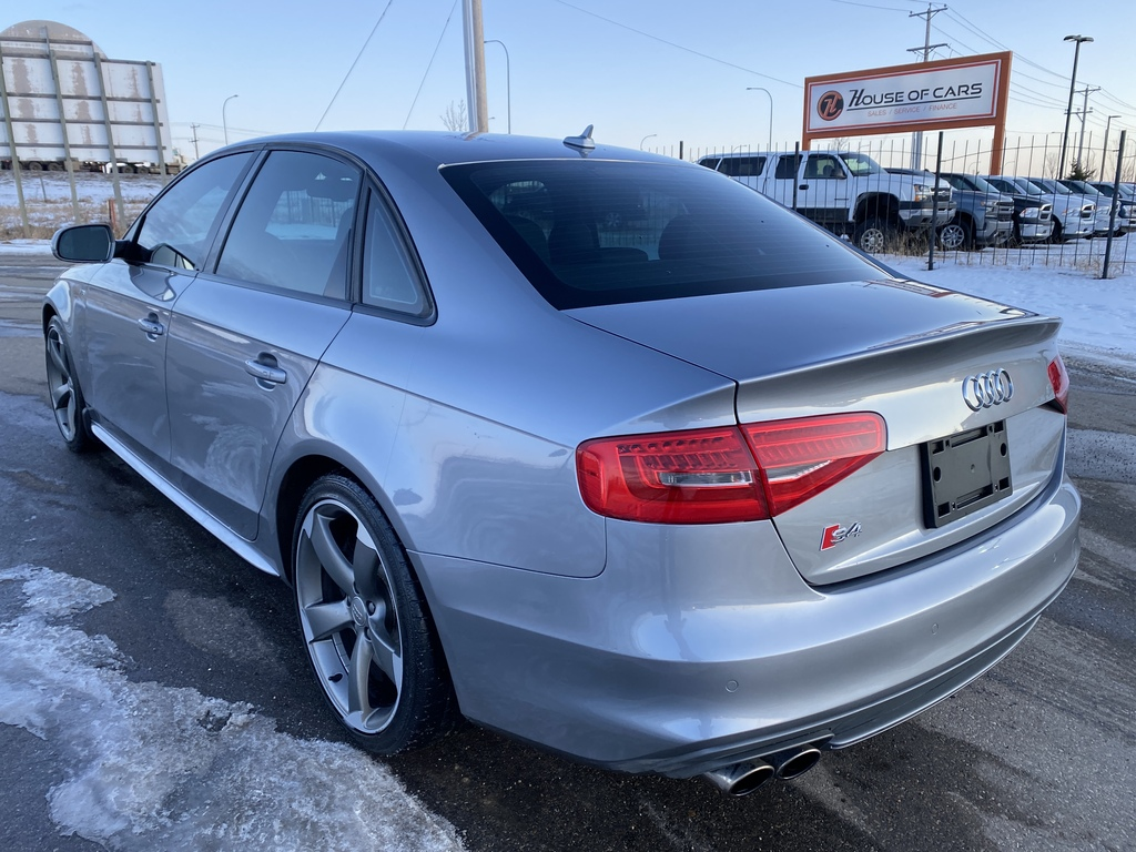 Pre-Owned 2015 Audi S4 4dr Sdn Auto Technik -Ltd Avail-