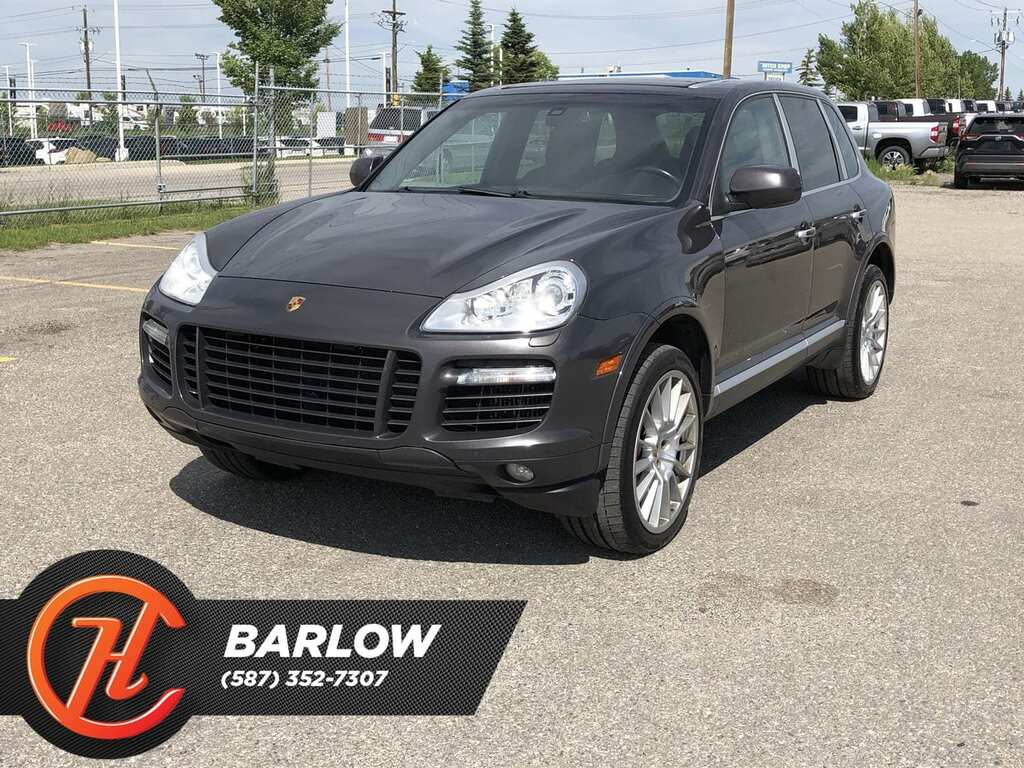 Pre-Owned 2009 Porsche Cayenne Turbo S / Back up Camera / Navi / Sunroof